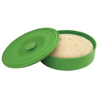Fox Run 3934 Tortilla Calentador De Plástico Verde