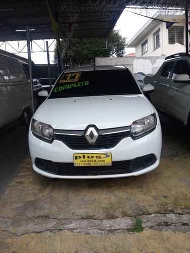 Renault Sandero 1.0 Expression - 2017 Completo