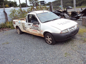 Ford Courier 1.6 1998 - 2012 Sucata Para Retirada De Peças!