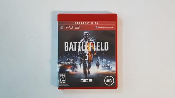 Battlefield 3 - Ps3 - Original