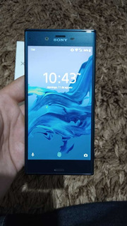Celular Sony Xperia Xz - Azul