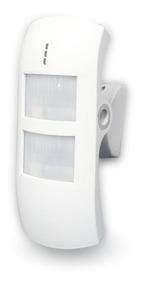 Sensor Presença Externo Alarme Infravermelho Duplo Compatec