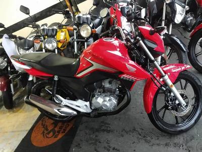 Honda Cg-160 Titan Ex