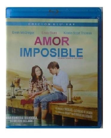 Blu Ray - Amor Imposible