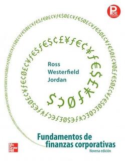 Pdf Fundamentos De Finanzas Corporativas 9na Ed 2010