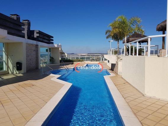 Apartamento Com 3 Dormitórios À Venda, 140 M² Por R$ 840.000,00 - Parque Campolim - Sorocaba/sp - Ap0560