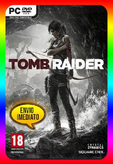 Tomb Raider Pc - Steam Key (envio Já)