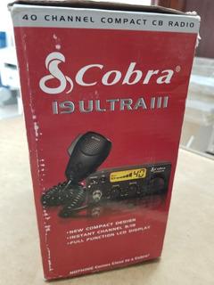 Cobra 19 Ultra Iii