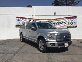 Ford Lobo 3.5 Doble Cabina Plinum 4x4 At