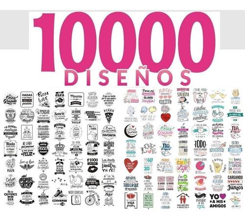 10000 Vectores De Frases + Plantillas + Formato Psd