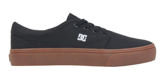 Tênis Dc Shoes Trase Tx Black Gum