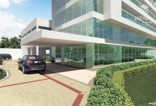 Imagem 1 de 30 de Sala À Venda, 51 M² Por R$ 378.000,00 - Cambeba - Fortaleza/ce - Sa0012
