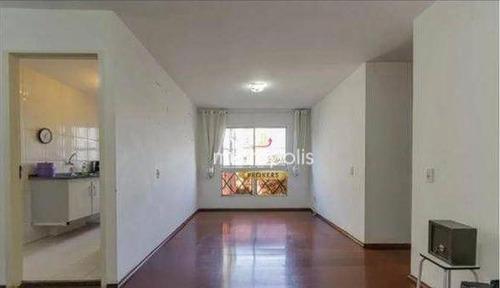 Imagem 1 de 8 de Apartamento Com 2 Dormitórios À Venda, 63 M² Por R$ 290.000,00 - Sacomã - São Paulo/sp - Ap6571