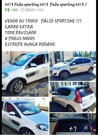 Fiat Palio 1.6 16v Sporting Flex 5p 2013