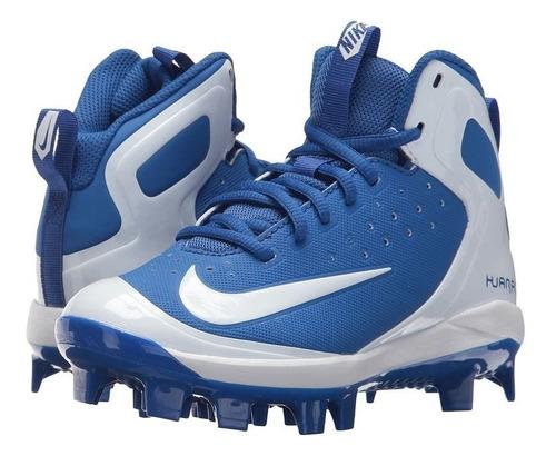 Nike Alpha Pro Mid Mcs Tachones Béisbol O Softbol 25 Mex