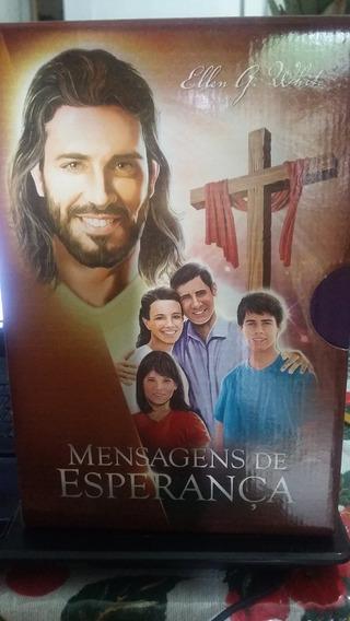 Mensagens De Esperança [box 5 Livros] (frete Grátis)