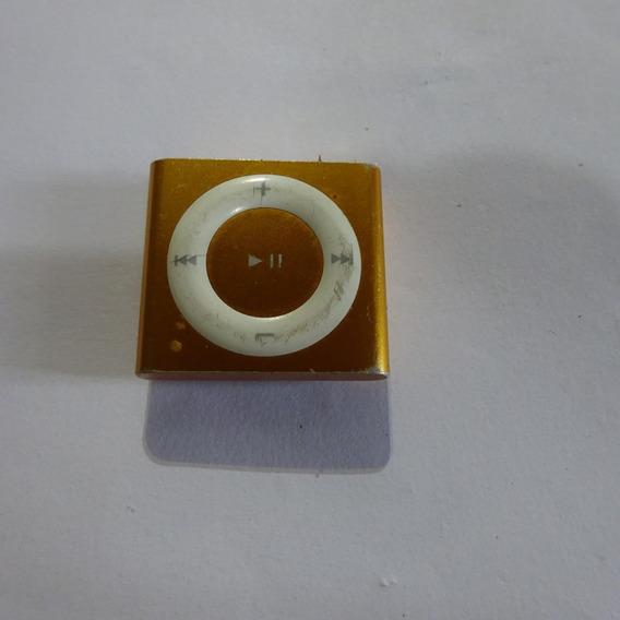 iPod Shuffle Dourado 2gb 4ª Geração Modelo A1373