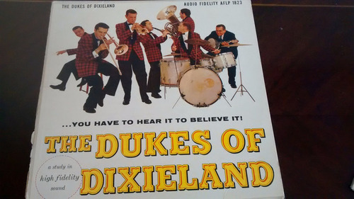 Vinilo Lp The Dukes Of Dixieland - You Have  -(u1331