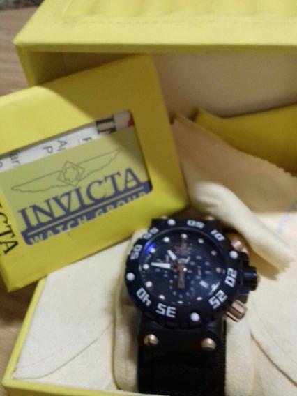 Relógio Invicta Subaqua Nitro 0655 Frete Grátis Original