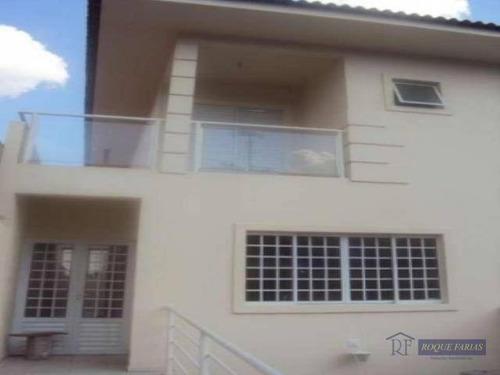 Sobrado Com 3 Dormitórios À Venda, 215 M² Por R$ 800.000,00 - Jaguaré - São Paulo/sp - So0225