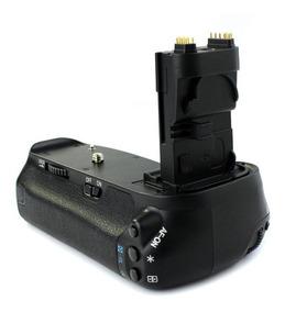 Battery Grip Meike Para Câmeras Canon Eos 70d (bg-e14)