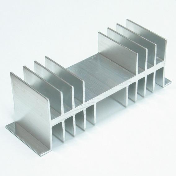 2 Peças * Dissipador De Alumínio Fnt011 40mm