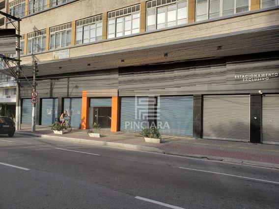 Excelente Loja Na Marques Do Paraná De 550 M² Por R$ 12.000/mês - Centro - Niterói/rj - Lo0042
