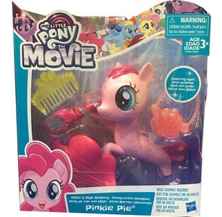 My Little Pony Pinkie Pie The Movie-pony De Mar-capital