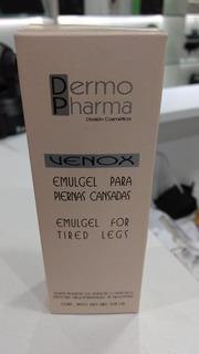 Crema Emugel Para Piernas Cansadas Dermopharma Venox