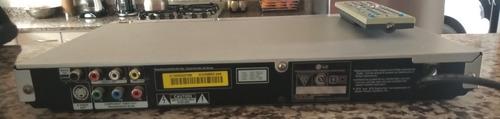 Reproductor Dvd LG Pal - Ntsc Binorma