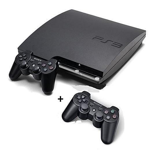 Ps3 Slim - Playstation3 - Semi Novo - Frete Grátis P/ Brasil