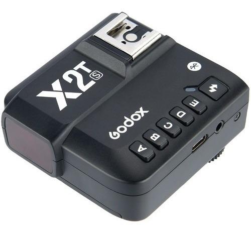 Transmissor Godox X2t Sem Fio Ttl De 2,4 Ghz Para Sony