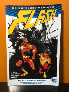 Dc Flash Vol.2 (velocidad De Tinieblas) [formato Físico]