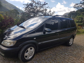 Zafira Cd Completa, Teto Solar, Abs, Air Bag, Som No Volante