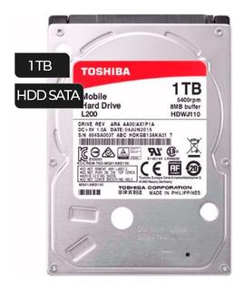 Disco Duro Interno del port/átil 1TB 128MB de cach/é para Toshiba Satellite Pro C660-29U 5400rpm
