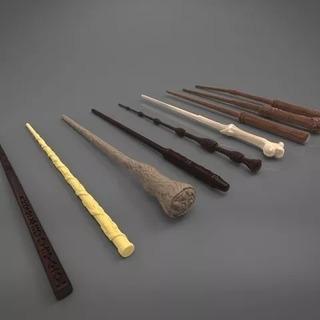 Varitas Harry Potter (harry, Ron, Dumbledore, Voldemor, Etc)
