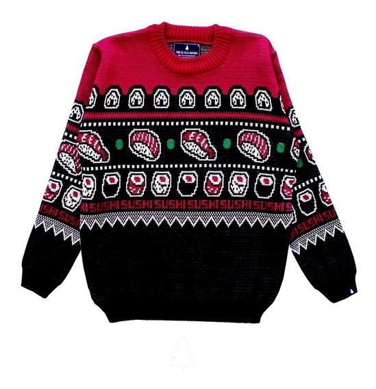 Sushi - Sweater Hombre Y Mujer De This Is Feliz Navidad