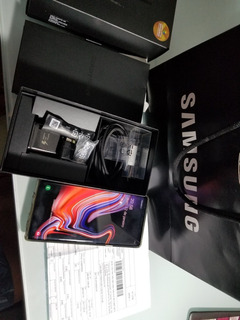 Samsung Galaxy Note 9 128gb Estado Excelente + Brinde