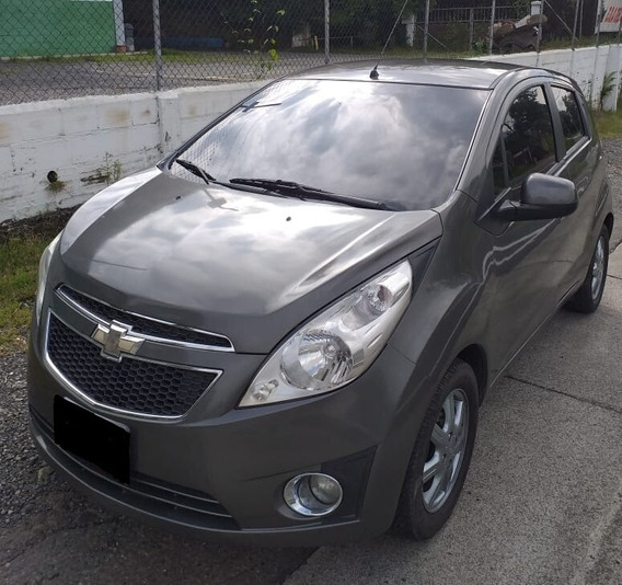 Chevrolet Spark Gt Ls Mecánica 2011 1.2 Fwd 848