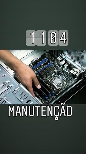 Imagem 1 de 5 de Manutenção Em Computadores
