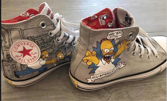 Zapatillas The Simpsons