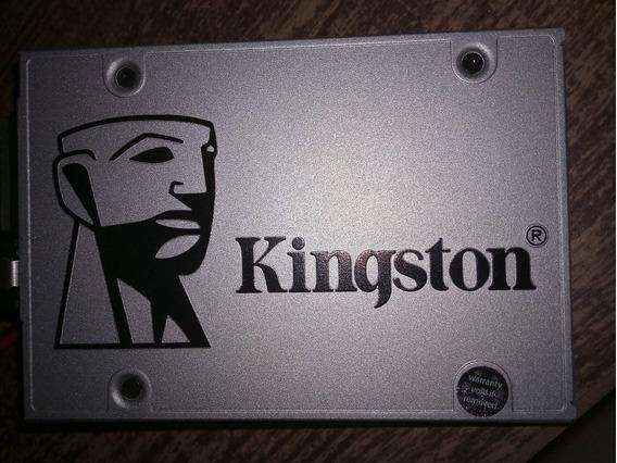Ssd Kingston Uv400 Ssdnow 240gb 2.5 7mm Sata Iii 6gb/s
