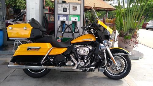 Harley-davidson Electra Glide Ultra Limited Custom