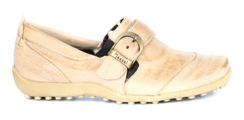 Imagen 1 de 5 de Zapato De Dama De Cuero Marcel Calzados (mod.21501)