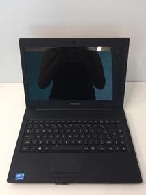 Notebook Positivo Unique S1991 Mem 4gb Oferta Leia Hd160gb