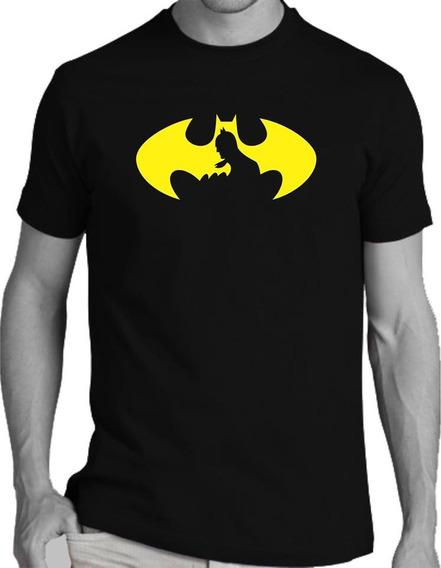 Playera Batman Dc Comic Liga De La Justicia Dama Daballero