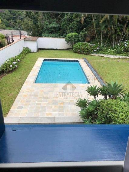 Casa Com 3 Dormitórios À Venda, 327 M² Por R$ 1.500.000 - Quitandinha - Petrópolis/rj - Ca0294