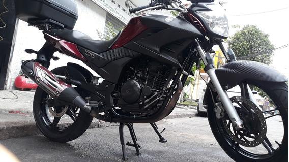 Yamaha Fazer 250 Blueflex (motor Gasolina E Álcool) 2016/16