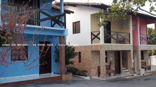 Pousada Para Venda Em Parnamirim, Cotovelo - Pousada Cotovelo, 6 Dormitórios, 6 Suítes, 8 Banheiros, 16 Vagas - Pou0945-p_2-835412