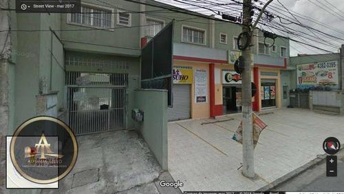 Imagem 1 de 26 de Casa Com 1 Dormitório Para Alugar, 36 M² Por R$ 1.120,00/mês - Jardim Iracema - Barueri/sp - Ca0631
